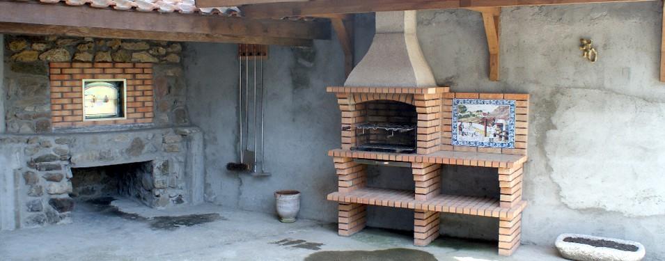 Assemblage du barbecue en brique le bon vivre - Construire un barbecue en pierre refractaire ...