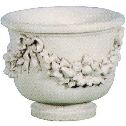 vase avec fleurs et noeuds le bon vivre. Black Bedroom Furniture Sets. Home Design Ideas
