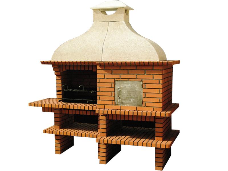 barbecue et four pain et barbecue droite le bon vivre. Black Bedroom Furniture Sets. Home Design Ideas