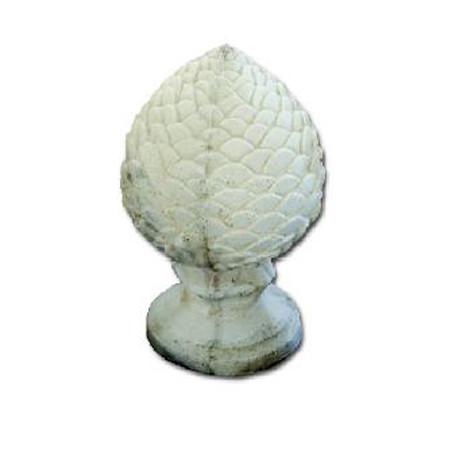 chapeau de pilier petite pomme de pin le bon vivre. Black Bedroom Furniture Sets. Home Design Ideas