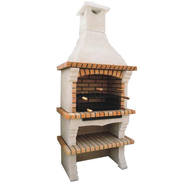 barbecue a faire soi meme elegant barbecue gabion circulaire u histoire de jardin with barbecue. Black Bedroom Furniture Sets. Home Design Ideas