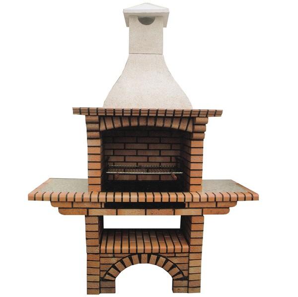 barbecue en brique ch205g le bon vivre. Black Bedroom Furniture Sets. Home Design Ideas
