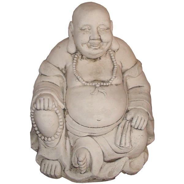 Statue bouddha rieur le bon vivre - Bouddha deco interieur ...