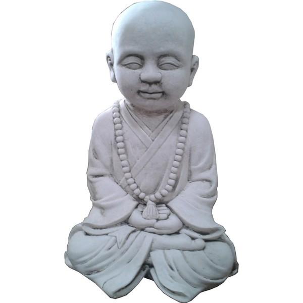 latest statue bouddha enfant with statue bouddha intrieur maison. Black Bedroom Furniture Sets. Home Design Ideas