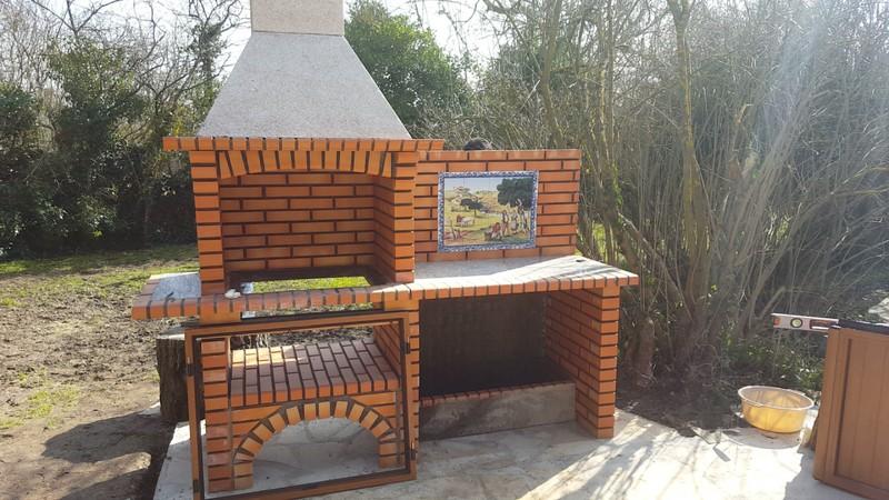Barbecue en brique ch303sp le bon vivre for Barbecue en brique plan